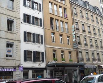 13 Rue Rousseau - Geneva, Switzerland