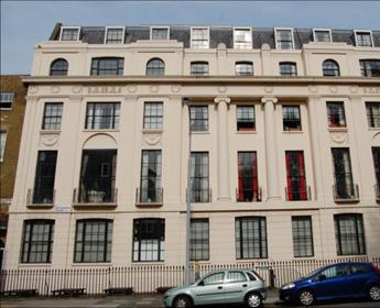 Mecklenburgh Square - Bloomsbury, London